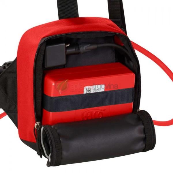Baterijske škarje FELCO 822+ v kompletu z nahrbtnikom in baterijo