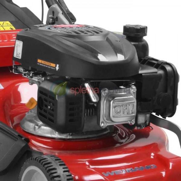 Rotacijska kosilnica za travo WEIBANG WB506SC-3V1 - širina košnje 49,2cm