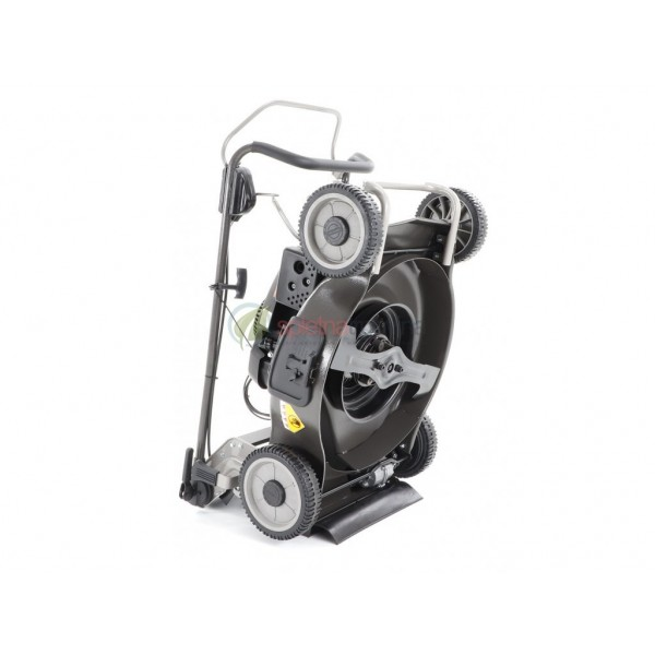 Rotacijska kosilnica za travo WEIBANG WB537SCV-BBC-3V1 - širina košnje 53 cm + KARDAN S SKLOPKO ZAVORE REZILA