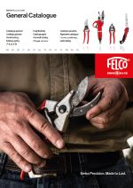 Katalog FELCO 2019