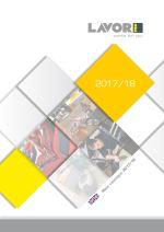 KATALOG LAVOR PRO 2017/2018