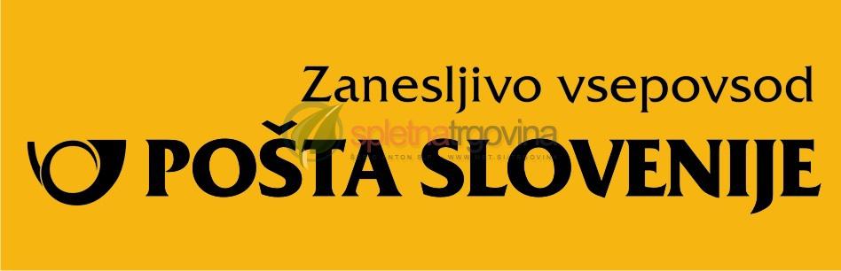 Pošta slovenije dostava